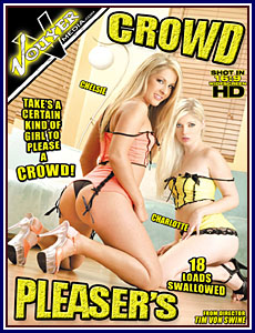 Crowd Pleaser's Porn DVD