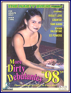 More Dirty Debutantes 98 Porn DVD