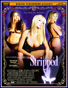 Devon Stripped Porn DVD