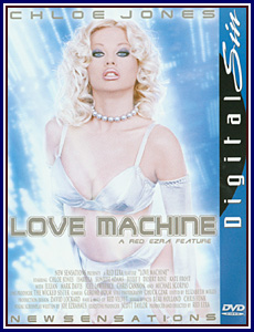 Love Machine Porn DVD