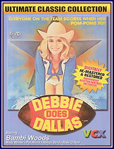 Debbie Does Dallas Porn DVD