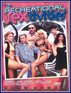 Recreational Sextivities Porn DVD