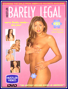 Barely Legal 23 Porn DVD