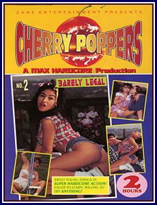 Cherry Poppers 2 Porn DVD