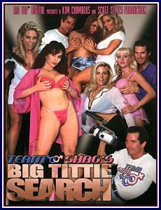 Big Tittie Search Porn DVD