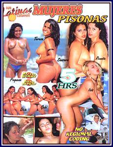 Mujeres Pisonas Porn DVD