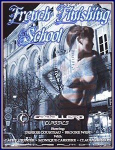 French Finishing School Porn DVD