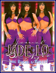 Jade Lo She Rocks and Rolls Porn DVD