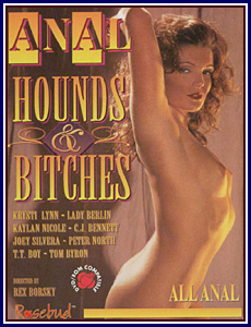 Anal Hounds and Bitches Porn DVD