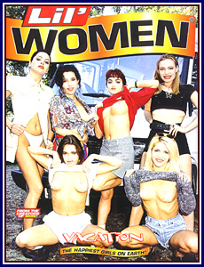 Lil' Women Porn DVD