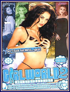 Girl World with Cassidey 2 Porn DVD