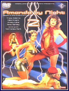 Amanda by Night 2 Porn DVD