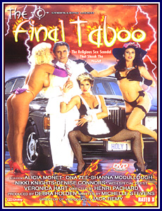 Final Taboo Porn DVD