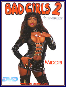 Bad Girls 2 Porn DVD