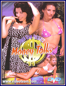 Money Talks Porn DVD