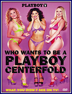 Who Wants To Be A Playboy Centerfold Porn DVD