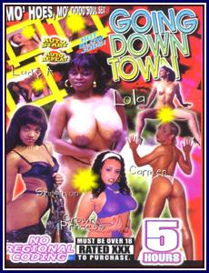 Downtown Sluts Adult DVD