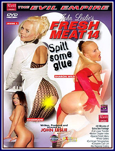 Fresh Meat 14 Porn DVD
