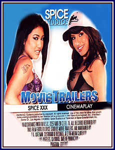 Spice Studios / Cinema Play DVD Sampler Porn DVD