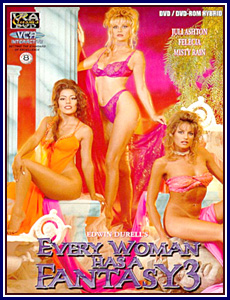 Every Woman Has a Fantasy 3 Porn DVD