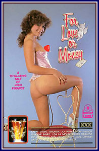 For Love or Money Porn DVD