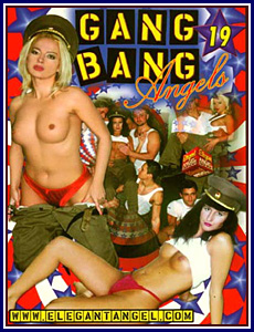 Gang Bang Angels 19 Porn DVD