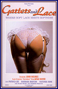 Garters and Lace Porn DVD