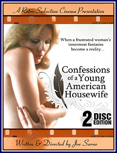 Confessions of a Young American Housewife Porn DVD