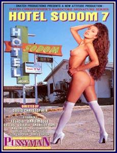 Hotel Sodom 7 Porn DVD