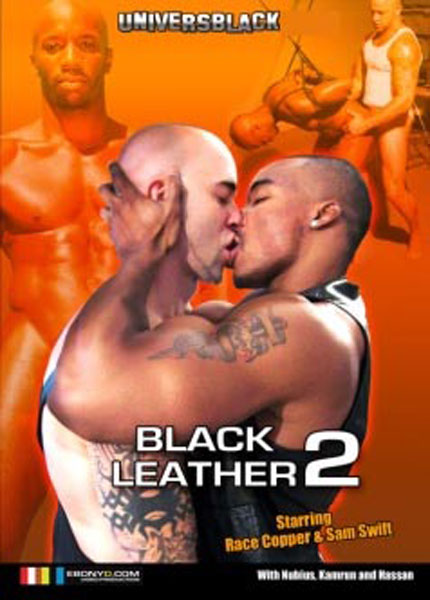 Black Leather 2 Box Cover Art.