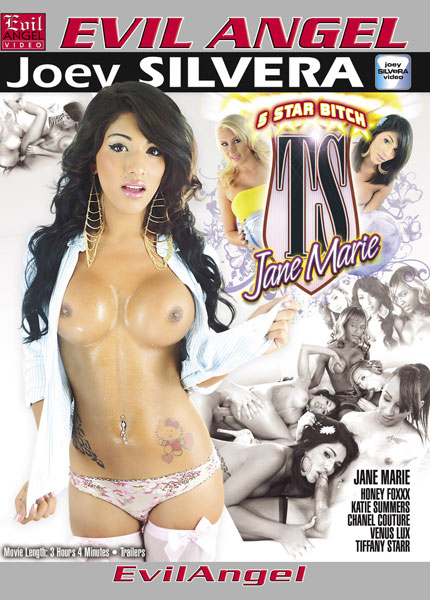 TS Jane Marie 5 Star Bitch (2013)