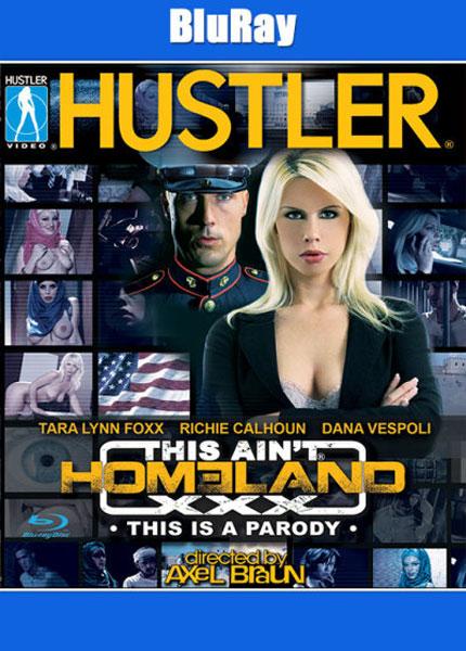 This Ain't Homeland XXX Blu-Ray