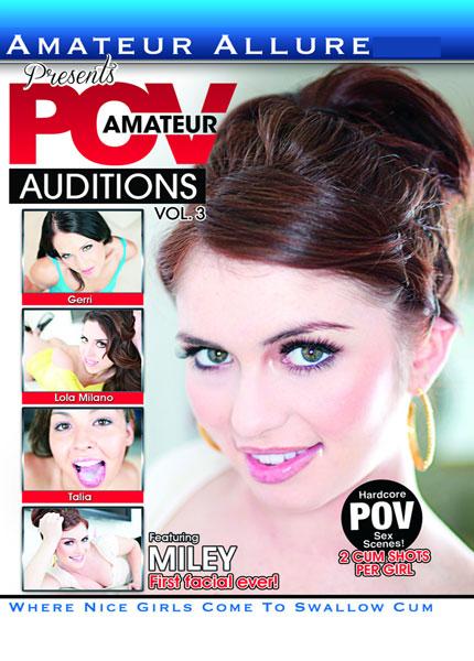 Amateur POV Auditions 3
