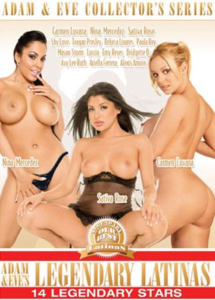 Adam and Eve's Legendary Latinas