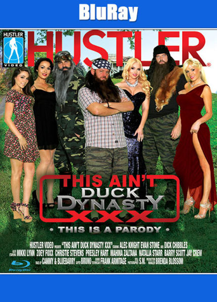 This Ain't Duck Dynasty XXX Blu-Ray