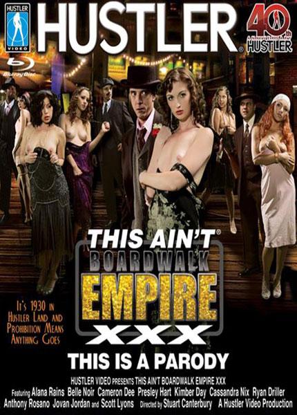 This Ain't Boardwalk Empire XXX Blu-Ray