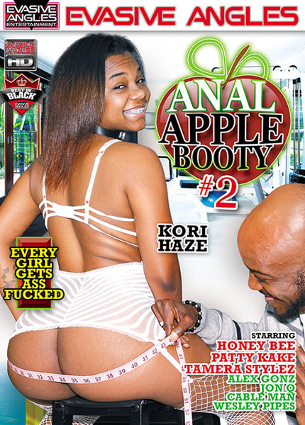 Anal Apple Booty 2