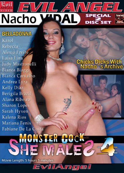 Monster Cock She-Males 4 (2014)