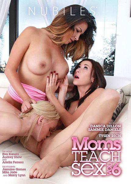 Moms Teach Sex 6 (2016) - Eva Karera