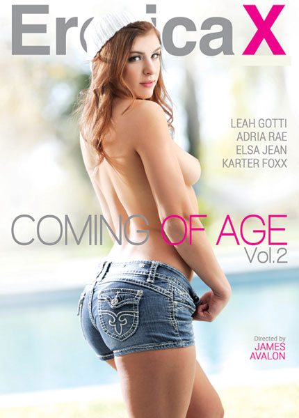 Coming Of Age 2 XXX DVDRip x264-XCiTE