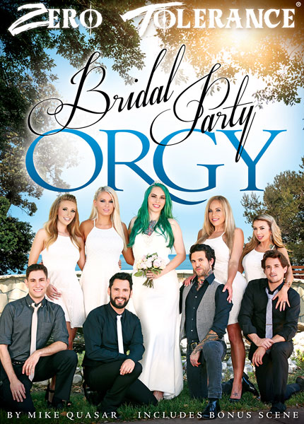 Bridal Party Orgy XXX DVDRip x264-XCiTE