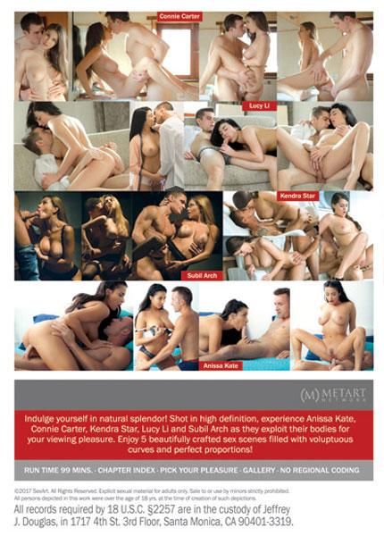 Natural Beauty, 2017 Porn DVD, Sex Art, Lucy Li, Anissa Kate, Connie Carter, Kendra Star, Subil Arch, Maxmillion Dior, William Zeff, Matt Ice, Denson C., Franck Franco, All Sex, Prebook