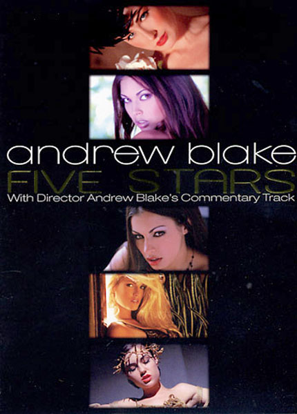 Andrew Blake Five Stars Box Cover Art.