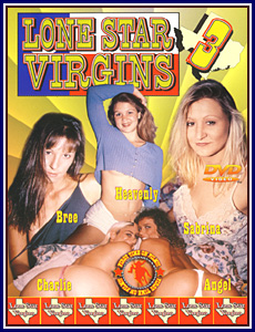 Lone Star Virgins 3 Porn DVD
