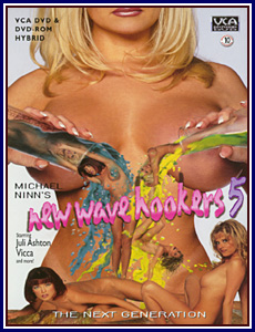 New Wave Hookers 5 Porn DVD