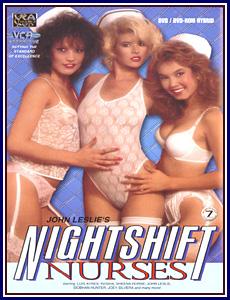 Nightshift Nurses Porn DVD