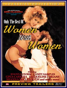 Only the Best of Women with Women Porn DVD