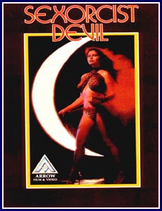 Sexorcist Devil Porn DVD