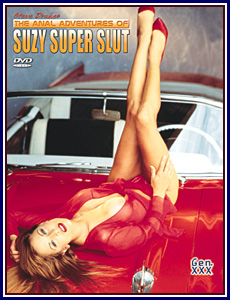 Anal Adventures of Suzy Super Slut Porn DVD