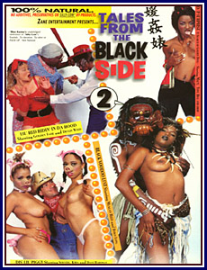 Tales From the Black Side 2 Porn DVD
